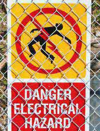 Workplace Safety Signs Employees Danger