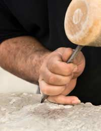 Stonemason Manual Handling Upper Limb