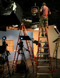 Safe Working With Lights And Cameras