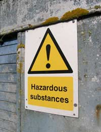 Dangerous Substances Chemicals Working