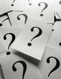 Question marks - what are fair reasons for dismissal?